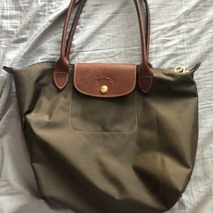 Small Longchamp Le Pliage tote bag